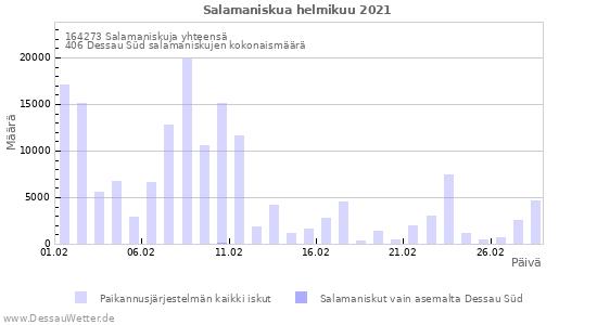 Graafit: Salamaniskua